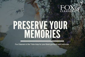Don't lose the newlywed game - how to clean and preserve your wedding dress