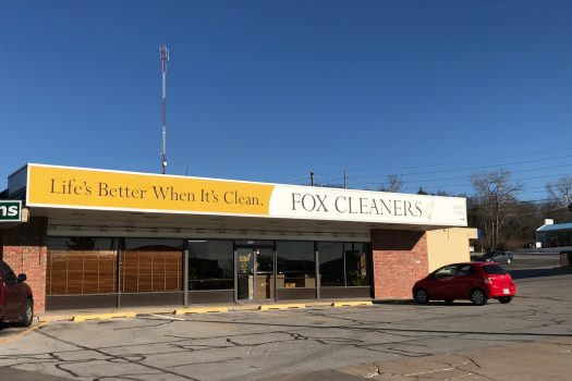 Fox Cleaners Tulsa