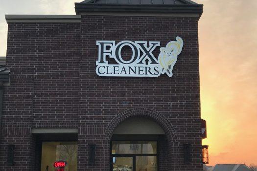 Fox Cleaners Jenks