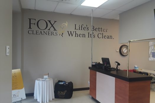 Fox Cleaners Jenks