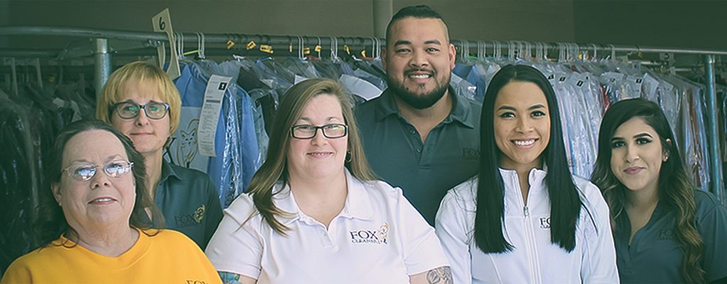 Fox Cleaners Team